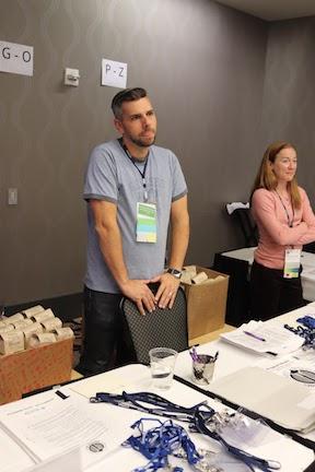 conference volunteer